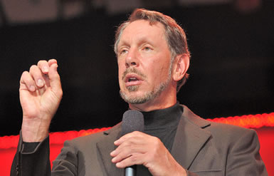 Don't Mess With Larry Ellison