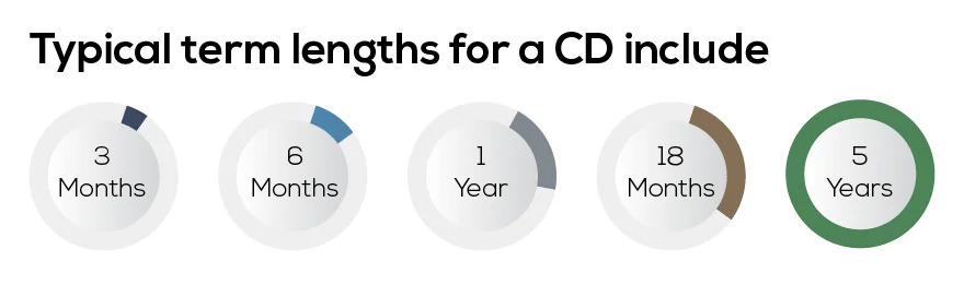CD Account Term Lengths