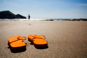 Flip Flops: Going from Public to Private