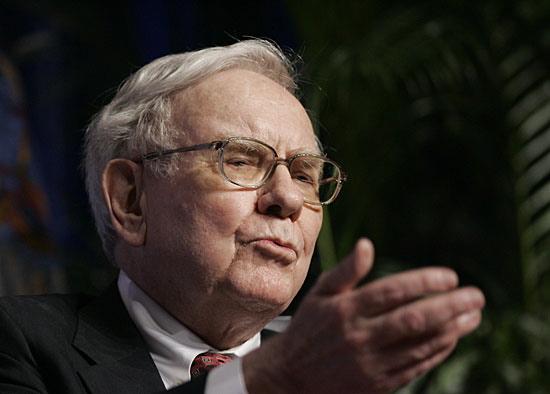 Will This Man Replace Warren Buffett?